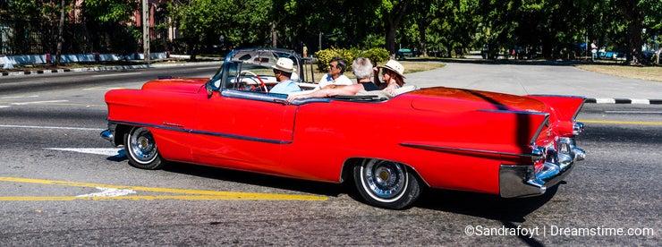 Classic Car Tour - Havana, Cuba