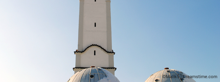 Clock tower, Prizren