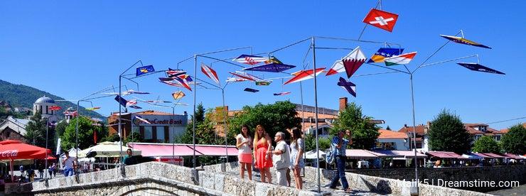 Stone Bridge in Prizren