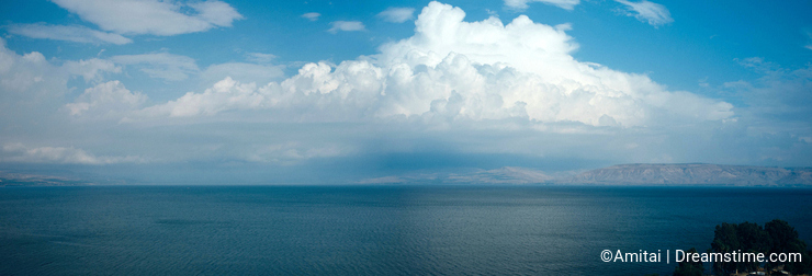 Holy land Series - Sea of Galilee#1