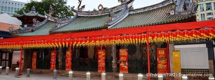 Thian Hock Keng Chinese Temple