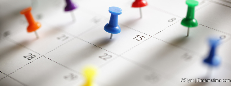 Calendar appointment