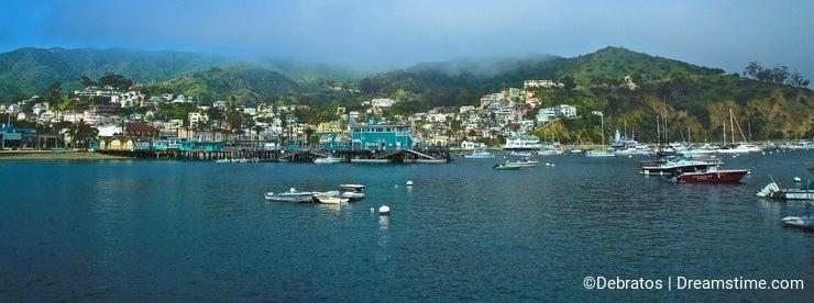 Santa Catalina Island Harbor
