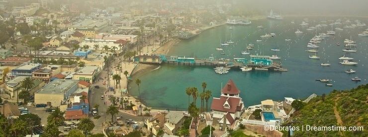 Santa Catalina Island Los Angeles California