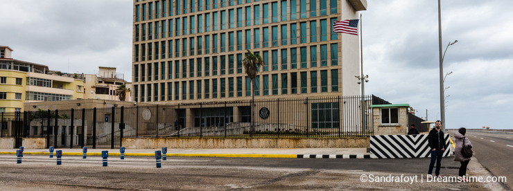 Embassy of the United States in Havana, Cuba