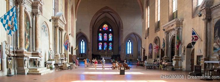 Basilica San Domenico Siena, Italy
