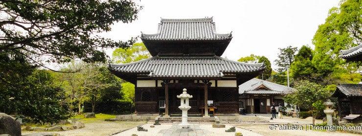 Temple of Kaidan-in