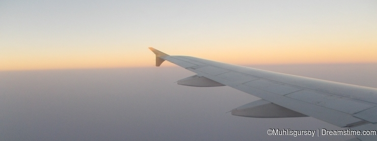Sky from Aircraft