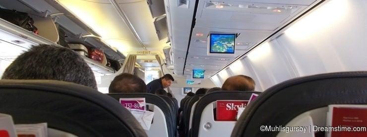Inside Aircraft