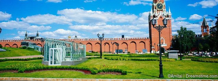 Russian Motherland -The Kremlin 4