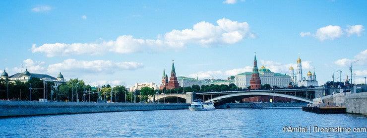 Russian Motherland -The Kremlin walls 2