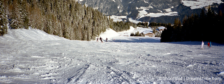 Schladming Ski Slopes