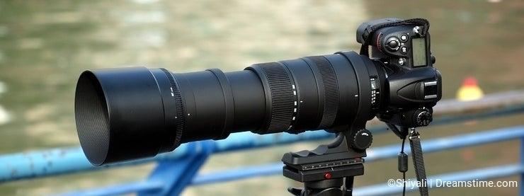 Single Lens Reflex Camera