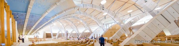 San Giovanni Rotondo church by Renzo Piano