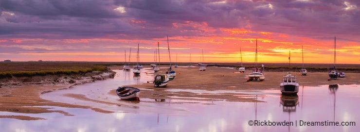 Wells Harbour Sunrise 2