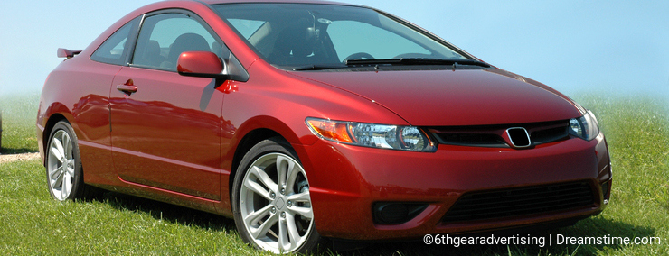 Red Sport Compact Outdoors