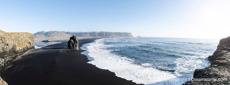 Black Beach Vik