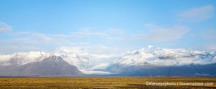Skaftafell Glacier Icleand