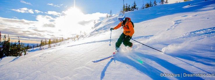 Downhill/Alpine skiing