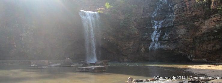 Indian Fall-Thirathgarh fall