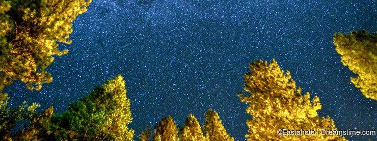 Yosemite Galaxy