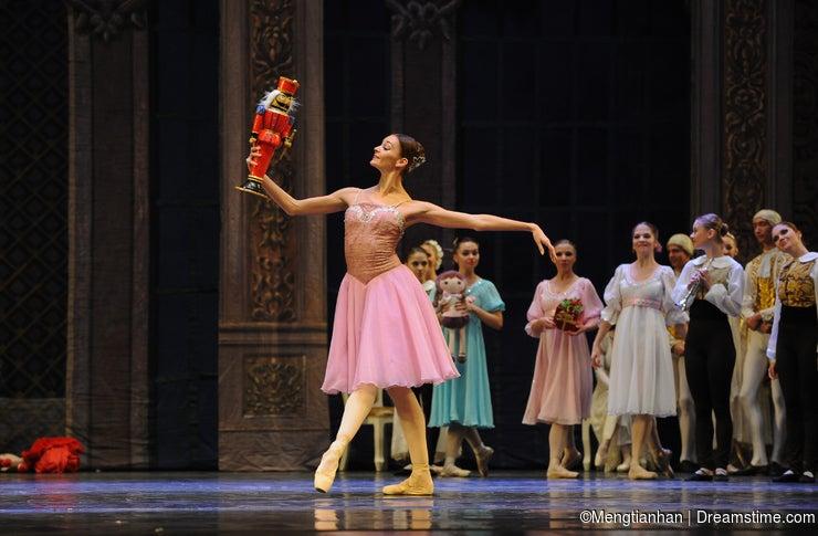 Clara favorite-The Ballet Nutcracker