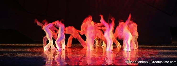 Stage Phantom-Martial arts