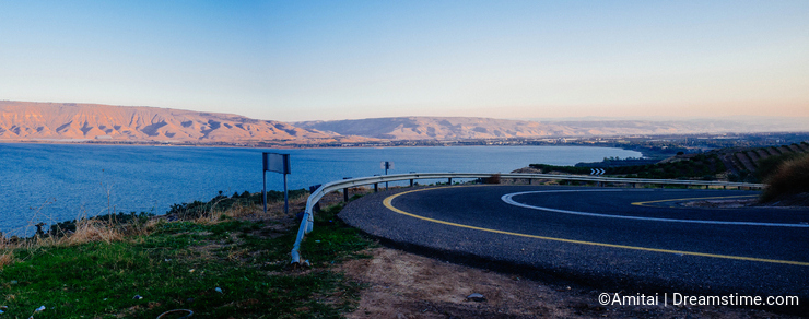 Holy land Series - Sea of Galilee#5