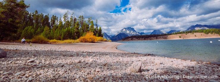 Autumn Grand Teton National Park