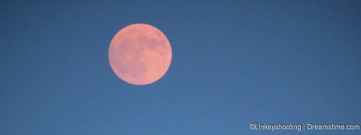 Super Full Moon on Mid-Autumn Festival