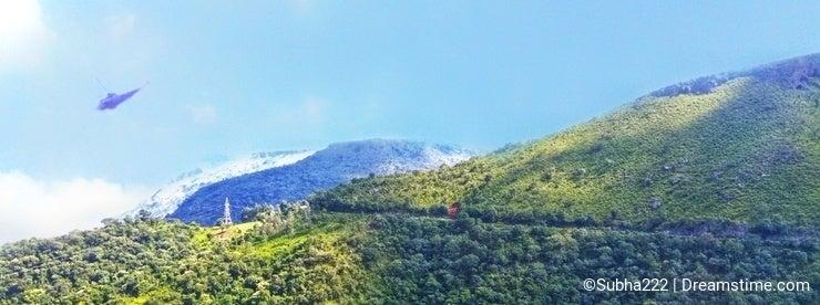 Beautiful Hillside - Landscapes