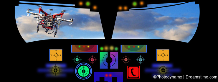 Aeroplane cockpit plane drone attack aircraft flying aerial vehicle pilot captain