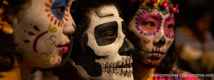 Day of the Dead Street Parade