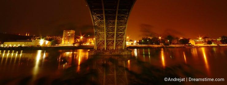 Night Under The Bridge