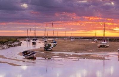 Beauty of the English coast