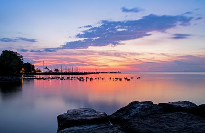 4 Great Locations To Catch A Lake Ontario Sunrise In The Greater Toronto Area