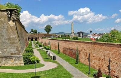Alba Iulia Fortress - Romania