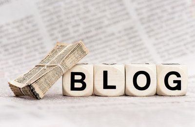 Blog about blogs