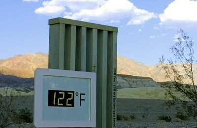 Death Valley National Park - The hottest place on earth and the lowest point in North America
