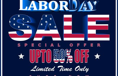 Designing Marketing Graphics for Labor Day