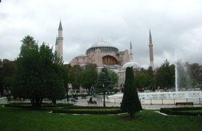 Hagia Sophia, Istanbul (Traveling Turkey Series - 1)