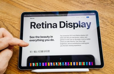 How to Ensure Your Website's Images Look Great on Retina Displays