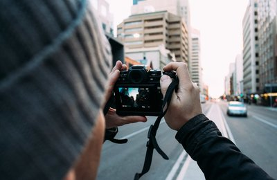 How to find great shots while on the road