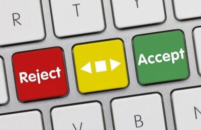 Tip of the week: Refusal reasons: No editorial value