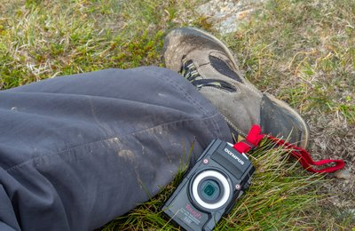 Tip of the week: Use a compact rugged camera to get a different view