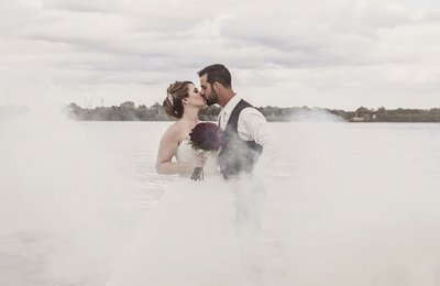 Experimenting in Wedding Photography