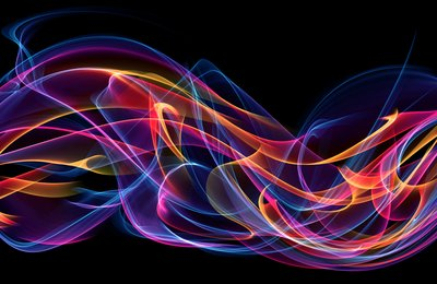 How to create modern abstract backgrounds
