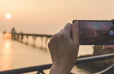 Is the mobile phone going to replace our cameras?