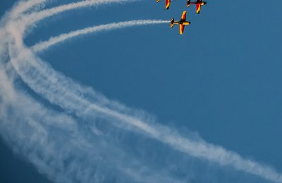 Tips for taking good shoots at an Air Show
