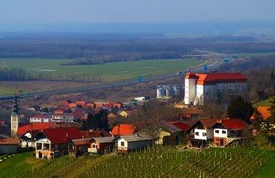 Tour of Slovenia in Lendava